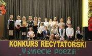 IX konkurs recytatorski W świecie poezji