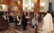 Dożynki parafialne w Udryczach 2020
