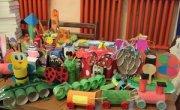 Drugie życie rolki (konkurs plastyczny)